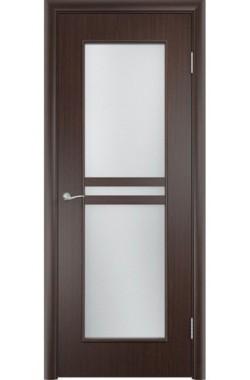 Дверь Одинцово - С23 ПО (Венге)