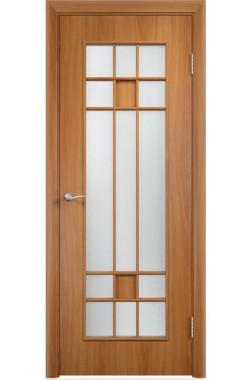 Дверь Одинцово - С15 ПО (Миланский орех)