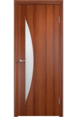 Дверь Одинцово - С6 ПО (Итальянский орех)