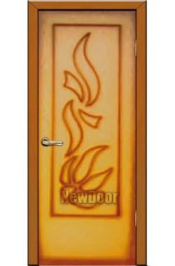 Дверь НьюДор (МДФ крашенная) №77 ПГ