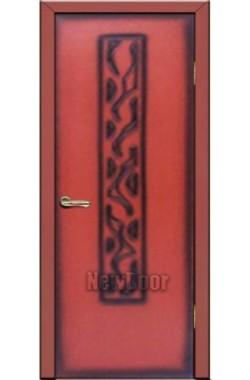 Дверь НьюДор (МДФ крашенная) №81 ПГ