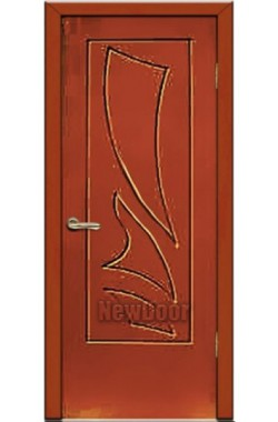 Дверь НьюДор (МДФ крашенная) №87 ПГ