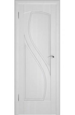 Двери ZADOOR - Камелия ПГ (Белоснежный)