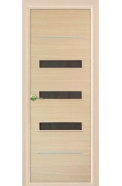 Дверь Ростра (Пефектлайн) - ПО М11 С3 (Беленый дуб)