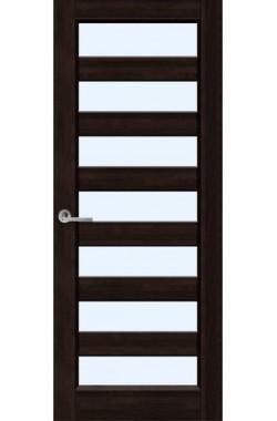 Двери из массива ольхи - ПМЦ Премьер Плюс ДО (Венге)