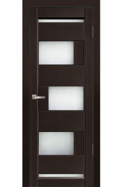 Двери из массива ольхи - ПМЦ Модена ДО (Венге)