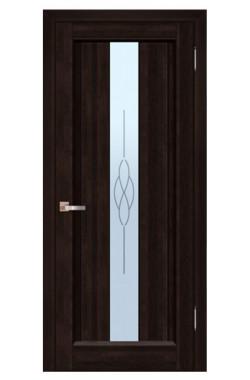 Двери из массива ольхи - ПМЦ Версаль ДО (Венге)
