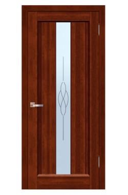 Двери из массива ольхи - ПМЦ Версаль ДО (Махагон)