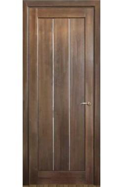 Межкомнатная дверь из массива Модель 1-2 ЧО