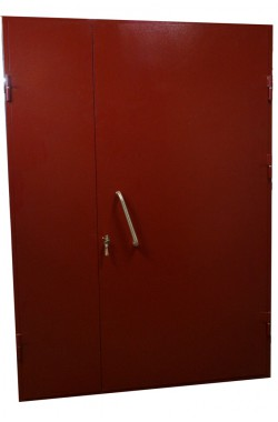 Двустворчатая дверь 1