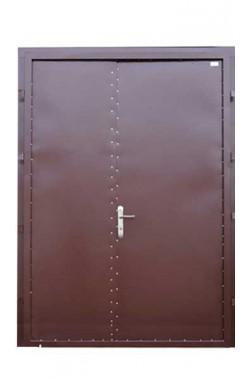 Дверь двупольная противопожарная 2