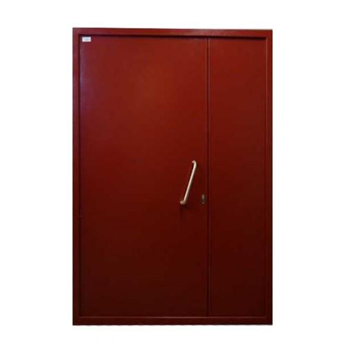 Двустворчатая дверь 2